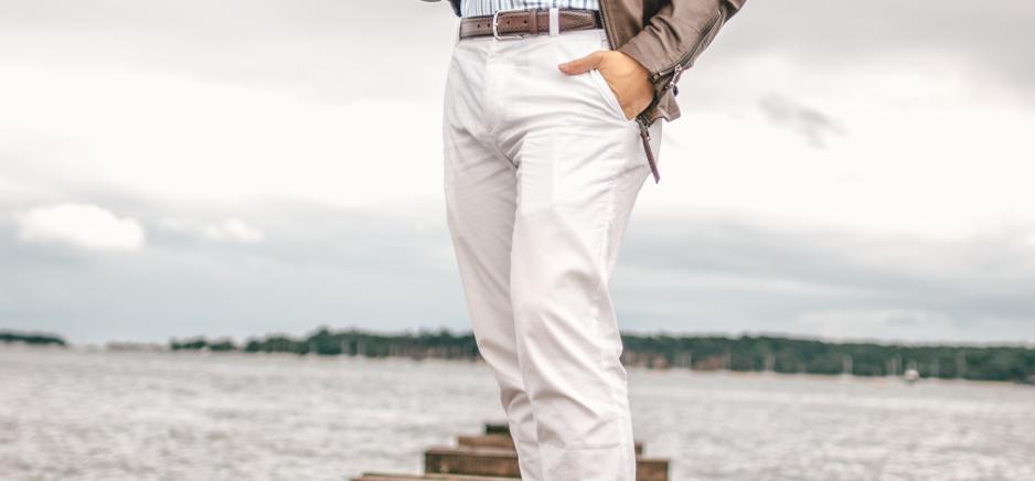 Indlæg billede 3 slags chinos bukser som du bør kende Arbejds Chinos - 3 slags chinos bukser, som du bør kende