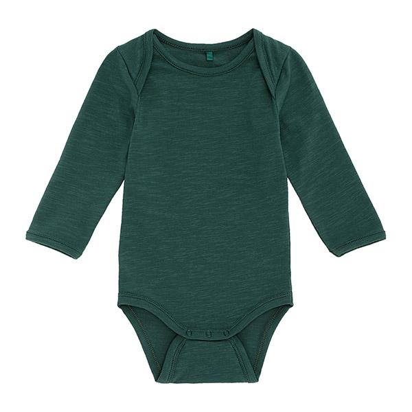 Soft Gallery Trekking Green Body p - Smukt og økologisk børnetøj