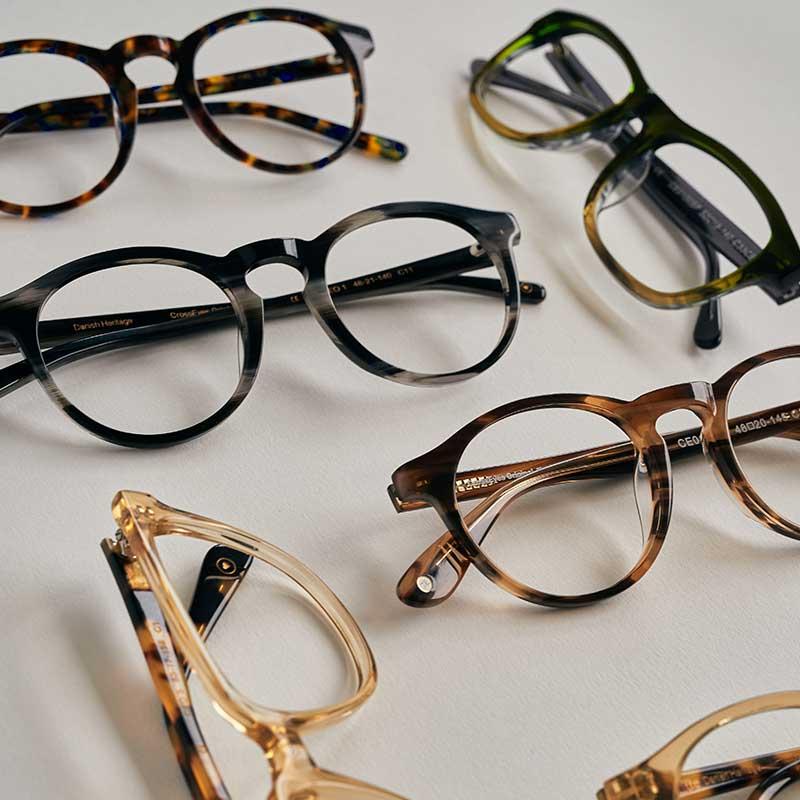 brillestel - Mangler du et par nye briller?