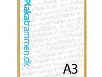 a3 guldramme med 25mm profil 31 360x270 - Find den perfekte guldramme til at pifte væggen op