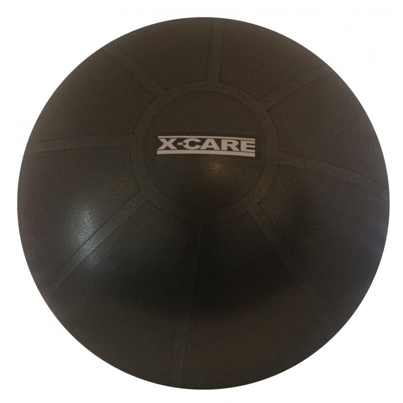 x care tr ningsbold antracit gr  1 4 - Træningsbolde fungerer perfekt til hjemmetræningen