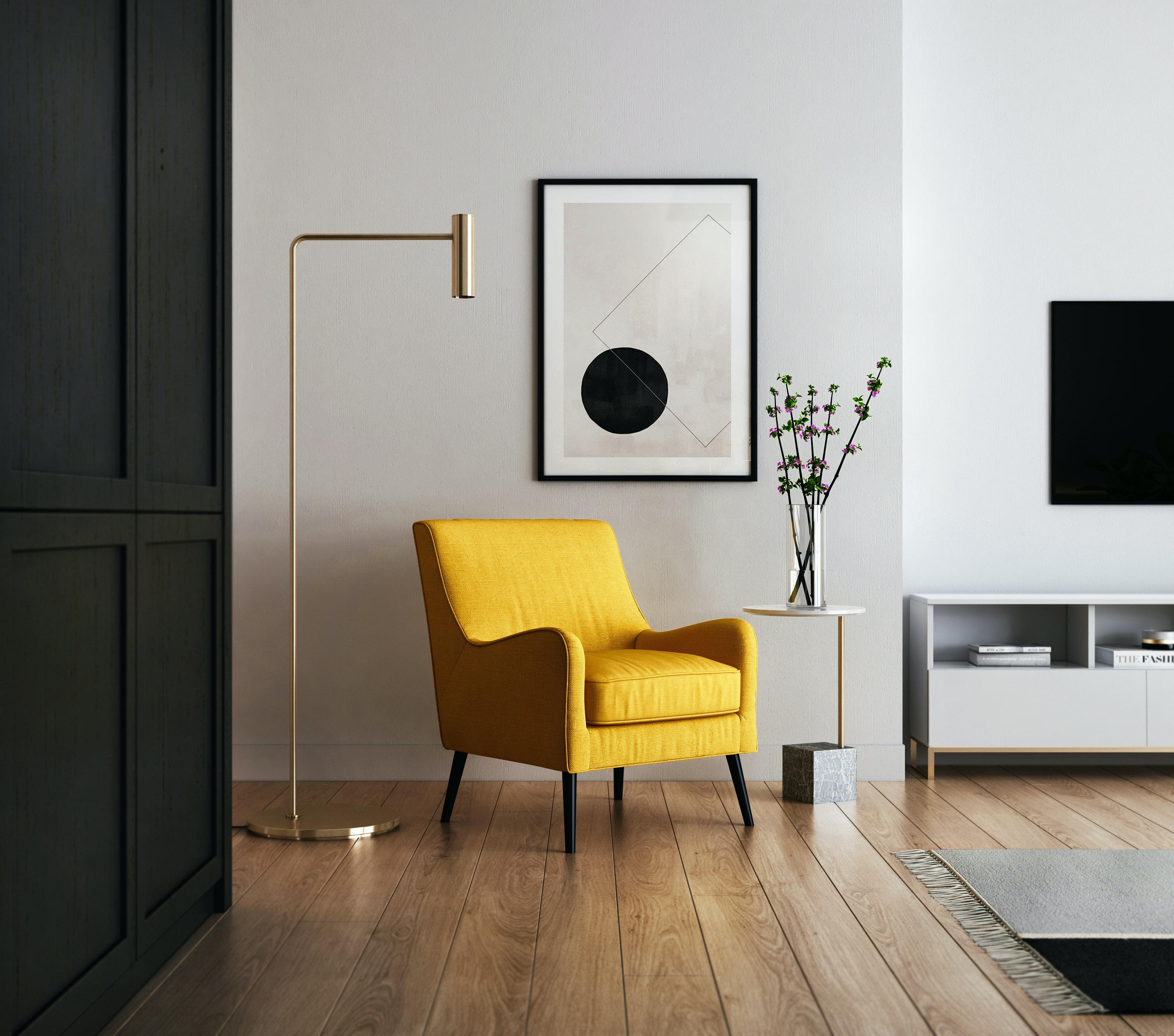 kam idris  HqHX3LBN18 unsplash - Udsmyk hjemmet med elegante designklassikere