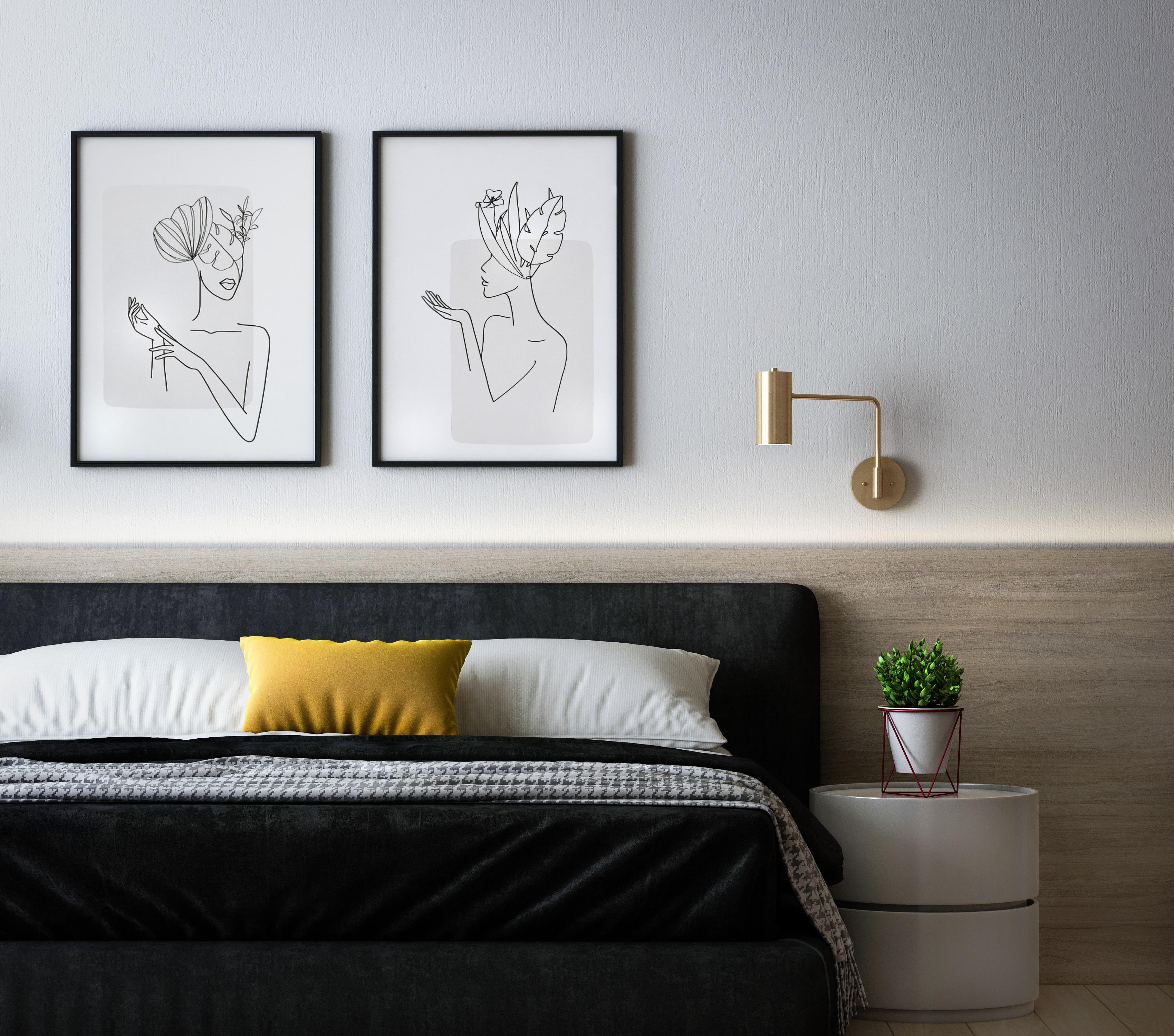 kam idris kyt0PkBSCNQ unsplash - Sådan vælger du en dobbeltseng til dit soveværelse